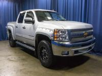 Clean Carfax 4x4 Truck with Premium Wheels!  Options:
