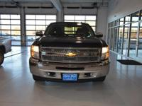 Options:  2013 Chevrolet Silverado 1500 Lt|Blue|Here At