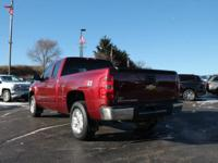 Options:  2013 Chevrolet Silverado 1500 Lt|4X4 Lt 4Dr