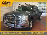 Check out this gently-used 2013 Chevrolet Silverado