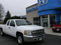ONE OWNER, CLEAN CARFAX, 2013 CHEVROLET SILVERADO LT