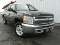 Clean AutoCheck and One Owner. 4 Wheel Drive! Extended