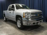 One Owner Clean Carfax 4x4 Truck with Power Driver