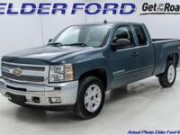 New Price! Clean CARFAX. 2013 Chevrolet Silverado 1500