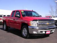 Just Arrived* This handy 2013 Chevrolet Silverado 1500