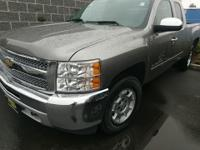 Local and Accident Free Silverado with a 5.3L V8 and