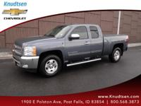 Options:  2013 Chevrolet Silverado 1500 Lt|Blue Ray