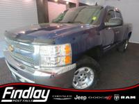 Clean CARFAX. 2013 Chevrolet Silverado 1500 LT Extended