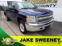 Meet our GM Certified 2013 Chevrolet Silverado. This