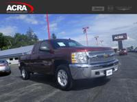2013 Chevrolet Silverado 1500, key features include: