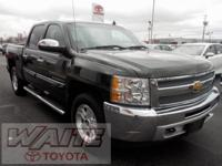 2013 Chevrolet Silverado 1500 LT Woodland Green ONE