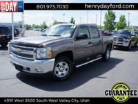 2013 Chevrolet Silverado 1500 LT Doeskin Tan New Price!