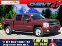 New Price! Clean CARFAX. Deep Ruby Metallic 2013
