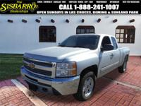 Exterior Color: silver, Body: Extended Cab Pickup 4X4,