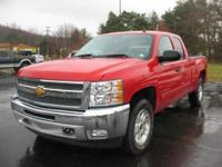 Exterior Color: victory red, Body: Extended Cab Pickup