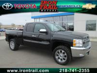Exterior Color: black, Body: 4x4 LT 4dr Extended Cab
