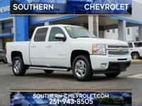 Southern Chevrolet is honored to offer this trusty 2013