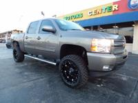 Options:  2013 Chevrolet Silverado