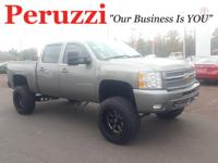 Gray 2013 Chevrolet Silverado 1500 LTZ 4WD 6-Speed