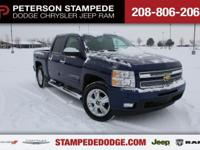 Our ultimate Silverado. This 2013 Chevrolet 1500 LTZ