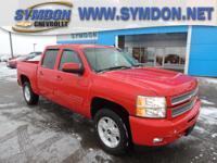 Options:  2013 Chevrolet Silverado 1500 Ltz|4X4 Ltz 4Dr