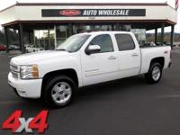 From work to weekends, this White 2013 Chevrolet