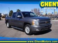 Heated Leather Seats, Moonroof, Nav System, Z71