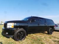 Options:  2013 Chevrolet Silverado 1500