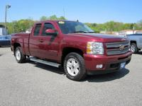 CARFAX One-Owner. Clean CARFAX. Deep Ruby Metallic 2013