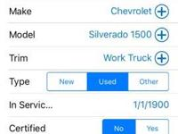 Options:  2013 Chevrolet Silverado 1500 Work