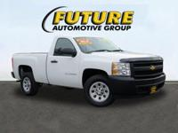 Come see this 2013 Chevrolet Silverado 1500 Work Truck.