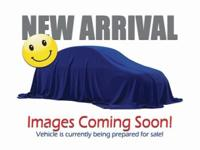 New Inventory** Less than 26k Miles. Includes a CARFAX