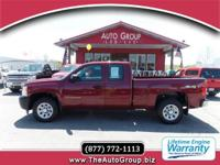 Options:  2013 Chevrolet Silverado 1500 Tough Trucks