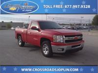 Exterior Color: victory red, Body: Regular Cab Pickup,