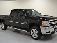Check out this black 2013 Chevrolet Silverado 2500HD