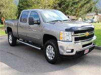 4wd. Come to Chaplin's North Bend Chevrolet! Perfect