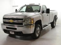 Big and Brawny, our 2013 Chevy Silverado 2500HD Regular