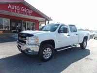 Options:  2013 Chevrolet Silverado 2500Hd Visit Auto