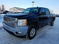 Options:  2013 Chevrolet Silverado 2500Hd