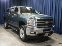 Clean Carfax 4x4 Duramax Diesel Truck with a Brand New