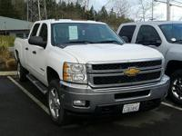 SILVERADO 2500 LT CREW CAB 4WD  Options:  Abs Brakes