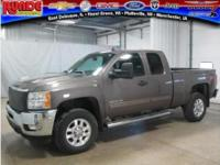 Exterior Color: brown, Body: Extended Cab Pickup,