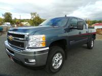 Exterior Color: blue granite metallic, Body: Crew Cab