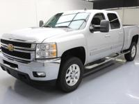 This awesome 2013 Chevrolet Silverado 2500 4x4 comes
