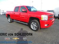 LTZ Z71 CREW CAB 4X4 WITH LTZ PLUS PACKAGE & POWER
