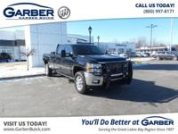 Introducing the 2013 Chevrolet Silverado 2500HD LTZ!