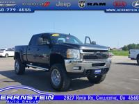 2013 Chevrolet Silverado 2500HD LTZ This Chevrolet