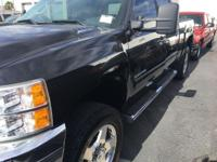 Look at this 2013 Chevrolet Silverado 2500HD LTZ. Its