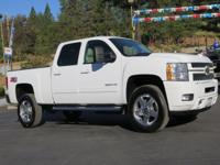 BEAUTAY!,0HD Crew Cab DIESEL 4x4 LTZ! The Bad Dog on