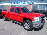 This is a Sharp,One owner 2013 Chevrolet Silverado CREW